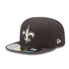 99ba5552f28 New Orleans Saints Authentic On-Field Game 59FIFTY