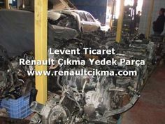 Renault Megane 2 HB 1.5 DCİ KOMPLE MOTOR