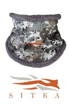 Silky smooth and lined with double-thick, high-pile fleece, our Neck Gaiter will deliver ultra-warmth and concealment from the tree stand to the layout blind.