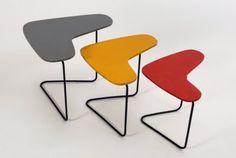 fifties to seventies: Willy van der Meeren Furniture
