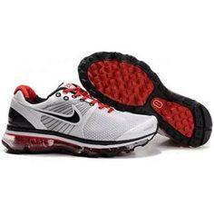 http://www.asneakers4u.com/ 386374 048 Nike Air Max 2010 White Red D10014