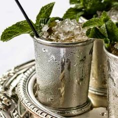The ultimate Mint Julep