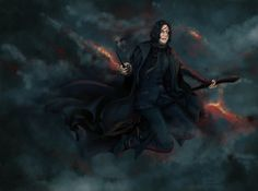 severus snape, wallpaper