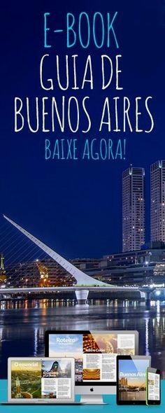 Baixe aqui nosso guia de viagens de Buenos Aires  Argentina Buenos Aires  Accedi al sito per informazioni  http://storelatina.com/argentina/travelling #viajar #traveling #viajeargentina #BuenosAires