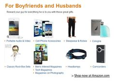 Christmas gifts for boyfriend husband
