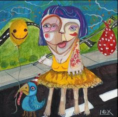 EBSQ AOTD 05/29/2013: Go follow your dreams by Alexis Covato