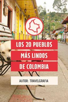 Los 20 pueblos más bonitos de Colombia - Reflect Tutorial and Ideas Places To Travel, Travel Destinations, Travel Tips, Places To Visit, Ocean Photography, Photography Tips, Portrait Photography, Wedding Photography, Colombia Travel