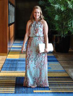 Summer Maxi Dresses for Wedding