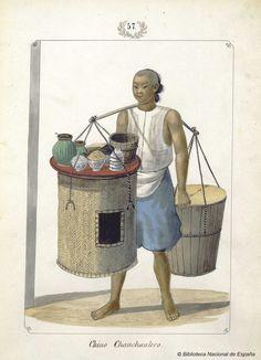 Chino Chanchaulero. Lozano, José Honorato 1821- — Dibujo — 1847