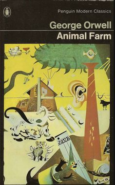 george orwell's animal farm language as Extracts from this document introduction the use of language in animal farm animal farm by george orwell is an allegory in which animals are personified to represent the struggles and conflicts of the russian revolution.