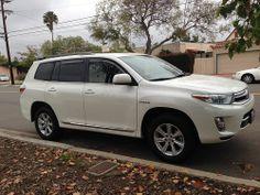 2012 Toyota Highlander Hybrid 4x4 - San Diego, CA #5036627037 Oncedriven