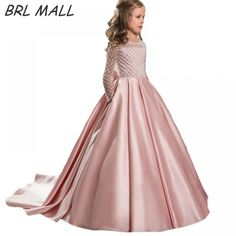 Looking for Christmas Flower Girl Dress Floor Length Button Draped Tulle Ball Gowns Kids ? Check out our picks for the Christmas Flower Girl Dress Floor Length Button Draped Tulle Ball Gowns Kids from the popular stores - all in one. Kids Pageant Dresses, Ball Gown Dresses, Girls Party Dress, Girls Dresses, Party Dresses, Dress Party, Evening Dresses, Dress Girl, Occasion Dresses