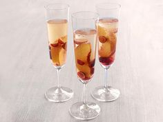 Get Sparkling Sangria Recipe from Food Network