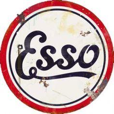 Esso Vintage Sign