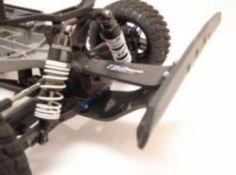 T-BONE RACING SCBASHER FRONT BUMPER - TRAXXAS SLASH 4X4, LCG