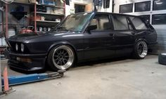 Slammed+BMW+Wagon | never thought much of the outback sport