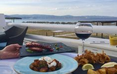 What's better than fresh seafood? Enjoying it with someone special and a great sea view! (photo: Jilly D/Trip Advisor) Beach Hotels, Beach Resorts, Fresh Seafood, Vacation Destinations, Trip Advisor