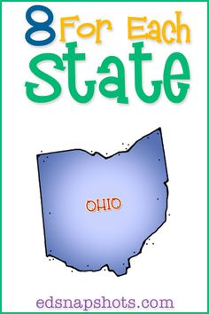 Here's a US Geography state study of Ohio. Learn about everything from the Great Lakes to the Rock and Roll Hall of Fame. Free printables and great picture book recommendations. Geography Lessons, Teaching Geography, World Geography, Social Studies Notebook, 4th Grade Social Studies, Teaching Social Studies, Map Activities, Kids Learning Activities, Teaching Kids