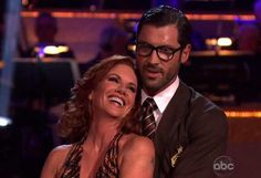 Melissa Gilbert and Maksim Chmerkovskiy – Foxtrot – Dancing with the Stars