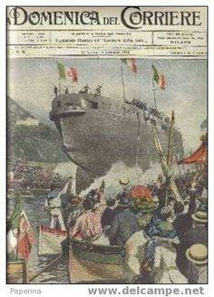 La domenica del corriere 1899 , 1° Anno