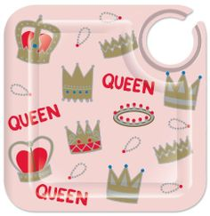 Lolita Love My Party Queen 8-1/2-Inch Square Appetizer Plates, Set of 4 by C.R. Gibson, http://www.amazon.com/dp/B003ZUXLKI/ref=cm_sw_r_pi_dp_mreVrb0P3DHZ5