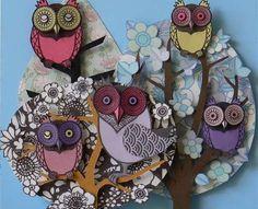 I love paper crafts
