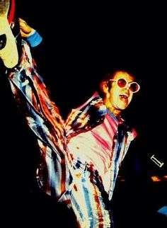 Elton John Elton John Costume, 70s Glam Rock, Music Jam, Captain Fantastic, Wrong Time, Taron Egerton, Backrounds, Aesthetic Vintage, Interesting Faces