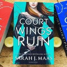 V Family Fun: Book Review - A Court of Wings and Ruin by Sarah J...