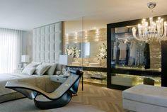 Construindo Minha Casa Clean: Quartos de Luxo - Decorações para Sonhar Acordado!