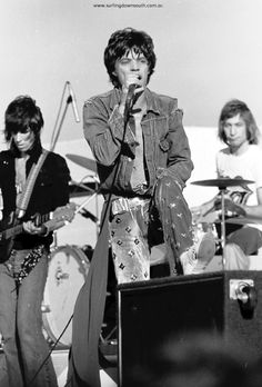 The Rolling Stones Pacific Tour 1973 was a concert tour of countries bordering the Pacific Ocean in January and February 1973 by the Rolling Stones. Music fans in Australia and New Zealand had not …