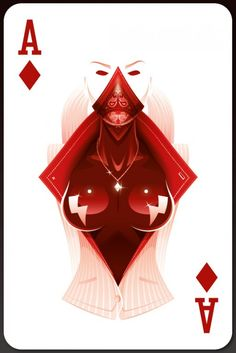 Ace of Diamonds - Leon Ryan