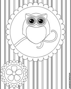 Ideas Origami Owl Drawing Coloring Pages For 2019 Owl Coloring Pages, Coloring Books, Coloring Sheets, Adult Coloring, Origami Owl Quotes, Origami Cat, Applique Tutorial, Paint Your Own Pottery, Origami Owl Jewelry