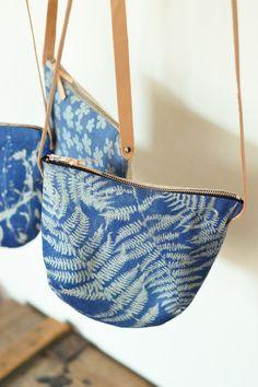 Gorgeous Inkodye bags by Yulya Solonina