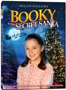 Booky and the Secret Santa is a lovely Christmas story. It's a wholesome family Christmas movie with Megan Follows. #christmasmovies #meganfollows
