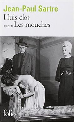 Amazon.fr - Huis clos, suivi de Les mouches - Jean-Paul Sartre - Livres