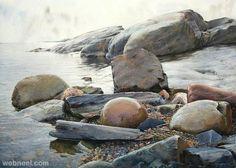 25 Beautiful watercolor paintings by Artist Marion Bolognesi | Read full article: http://webneel.com/webneel/blog/25-beautiful-watercolor-painting-artist-marion-bolognesi | more http://webneel.com/daily | Follow us www.pinterest.com/webneel