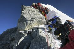 At least 12 killed, others missing after Mount Everest avalanche April 18 2014 WashingtonPost.com