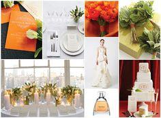 Vera Wang on Weddings iPhone App: Inspiration Boards.
