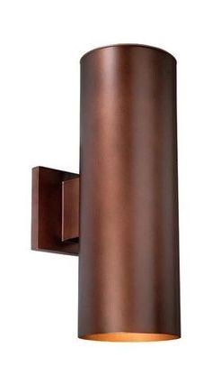 progress lighting p5675 82 wall cylinder outdoor light. progress lighting p5675-82 wall cylinder outdoor light, par 30, 5\ p5675 82 light a