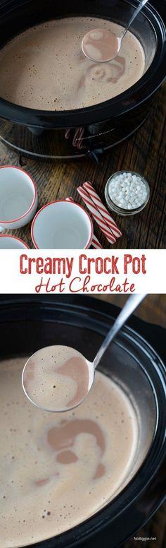 Creamy Crockpot Hot