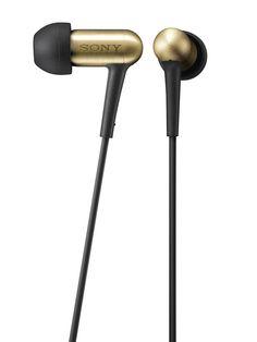 Fone de ouvido intra-auricular Sony XBA-100. *Quero.