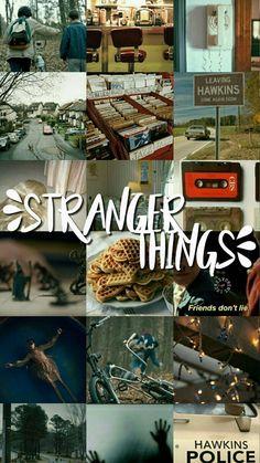 Stranger Things aesthetic