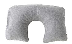 This ultra-portable Muji Neck Cushion is beloved by BT Photo Editor Whitney Tressel. Inflate it to use it, then deflate it to transport it. The real win: You don't have to carry around one of those cumbersome neck cushions everywhere ($15, muji.us). (From: Cool Travel Accessories Every Woman Needs)