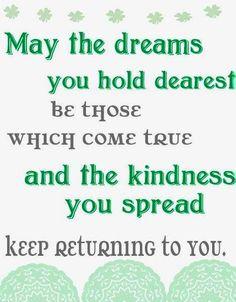 Dreams quote via Carol's Country Sunshine on Facebook