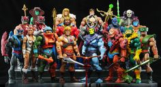 heman... i played with these figures more than i did with Barbies!  Lol