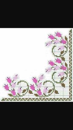 Farm Crafts, Diy And Crafts, Cross Stitch Borders, Cross Stitch Patterns, Chicken Scratch, Beading Patterns, Cross Stitch Embroidery, Needlepoint, Smocking