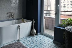 modern moroccan style bathroom - Google Search