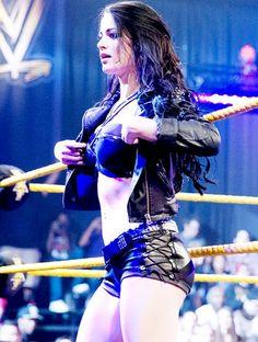 WWE NXT Diva Paige