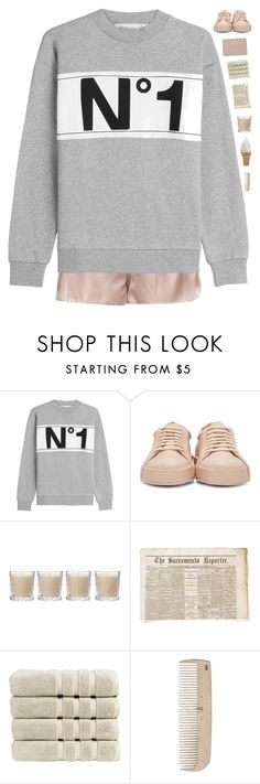"""""""Mondays"""" by genesis129 on Polyvore featuring Être Cécile, Jil Sander, Shabby Chic, Christy, HAY and Kate Spade"""