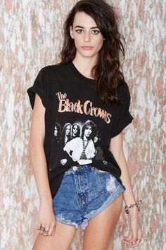 The Black Crowes Shake Your Money Maker Tee